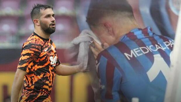 Herkesi ağlatıyorsunuz çıkıp siz oynayın! 'Ömer Bayram, Yedlin, Abdulkadir Ömür, Berisha...'