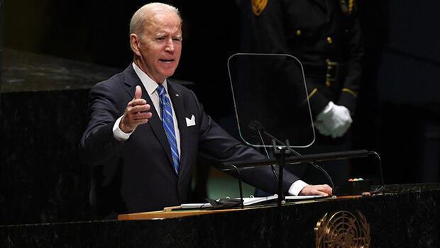 Son dakika: ABD Başkanı Biden'dan flaş açıklamalar