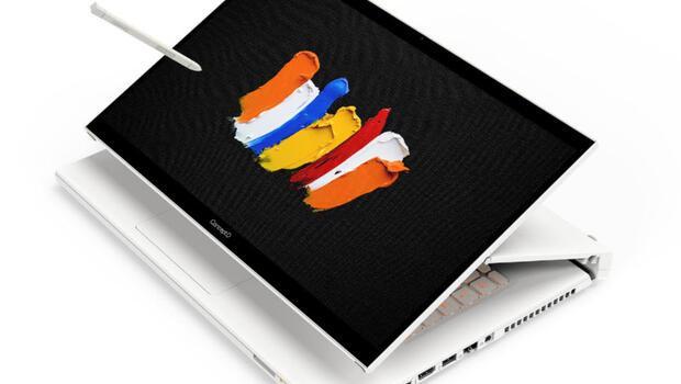 Acer'dan içerik üreticilere yönelik dizüstü bilgisayar