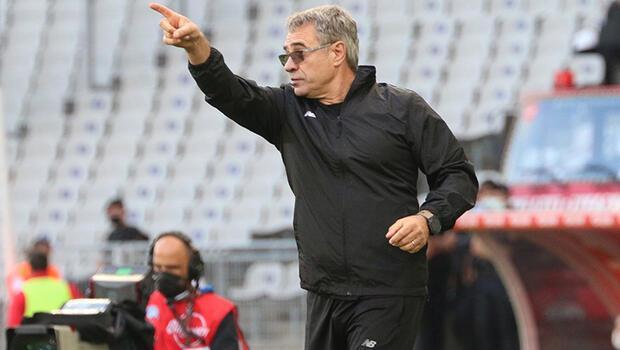 Fatih Karagümrük - Antalyaspor maçı sonrası Ersun Yanal: Gelişerek devam ediyoruz