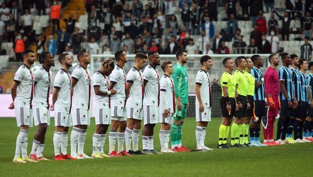 Beşiktaş - Adana Demirspor maçından fotoğraflar