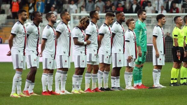 Son dakika: Beşiktaş Adana Demirspor maçı sonunda ortalık karıştı, Rosier kırmızı gördü!
