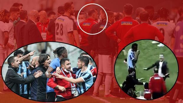 Balotelli'nin hareketi sonrası Murat Şahin çılgına döndü! Üzerine yürüdü ve...