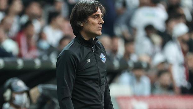 Beşiktaş maçı sonrası Montella: 'Skorun 3-3 olacağına inanmıştım