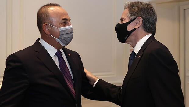 Bakan Çavuşoğlu ve ABD'li mevkidaşı Blinken'dan Afganistan'da 'yakından çalışmaya devam' vurgusu