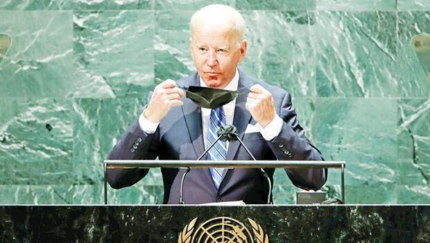 Biden BM'ye hitap etti: Yeni bir Soğuk Savaş istemiyoruz
