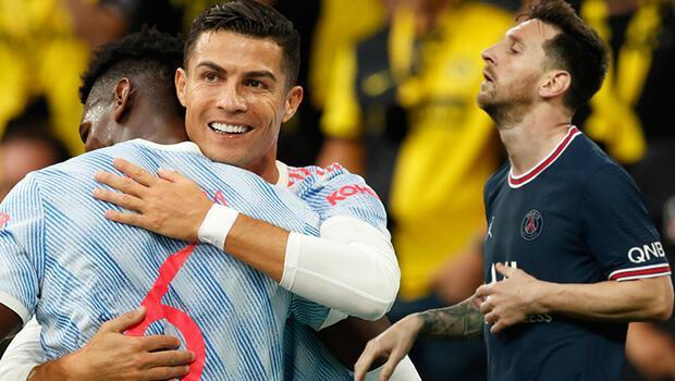 Ronaldo şovla, Messi hüsranla başladı!