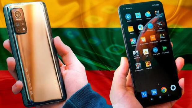Litvanya'da 'sansür' paniği: Telefonlarınızı çöpe atın