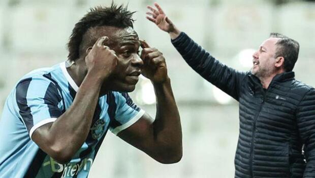 Son Dakika: Mario Balotelli'den yeni açıklama! Sergen Yalçın'ın videosunu ne zaman izledi? Soyunma odasında o anlar...