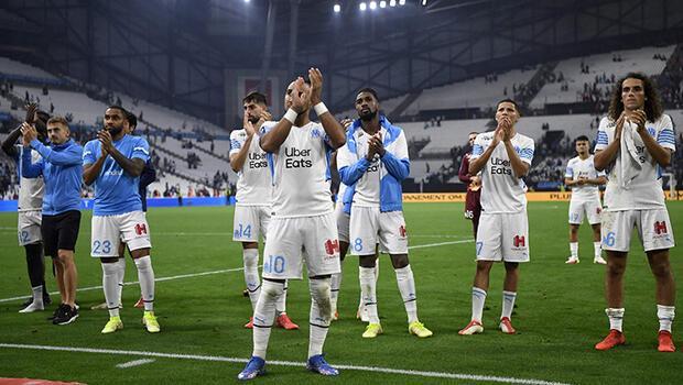 Ligue 1'de Marsilya, Lens'e 3-2 kaybetti ve ilk yenilgisini aldı