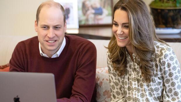 Kate ve Williamın evinde tam tersine: Yatak odaları şaşırttı