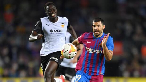 Barcelona, Valencia karşısında 3 puanı 3 golle aldı