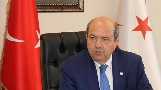 KKTC Cumhurbaşkanı Tatar: 'Ada'daki barış TSK'nın orada olmasına bağlıdır