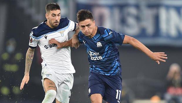 Galatasaray'ın rakipleri Lazio ile Marsilya yenişemedi