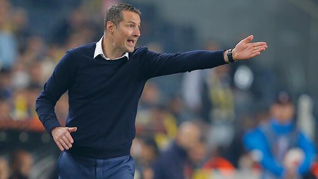 Antwerp'in hocası Brian Priske: 'Penaltılar doğru değil