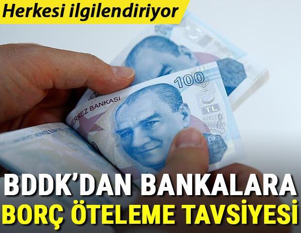 Son dakika... BDDKdan banka müşterilerine kolaylık mesajı