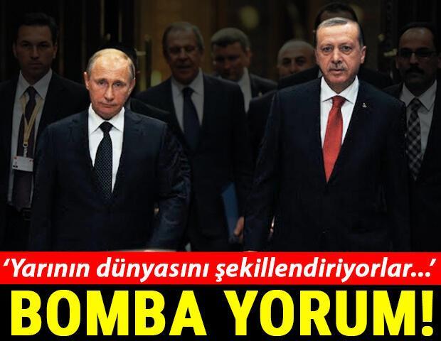 Le Temps: Türkiye ve Rusya yarının dünyasını şekillendiriyor