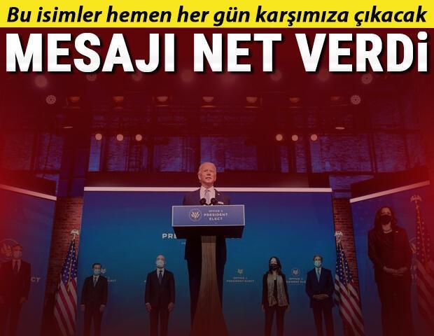Son dakika... Türkiyeyi çok yakından ilgilendiren isimler...