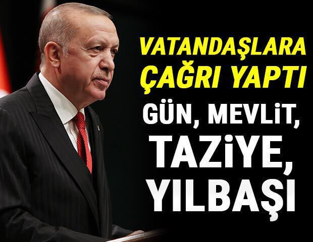 Son Dakika.. Cumhurbaşkanı Erdoğan tedbirleri açıkladı: İşte Hafta içi ve hafta sonu sokağa çıkma yasağı saatleri