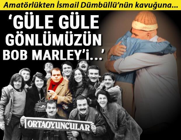 Türkiye bir ustasını kaybetti: Rasim Öztekin : Güle güle gönlümüzün Bob Marleyi