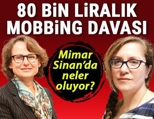 Eski dekandan mobbing iddiası: 80 bin TL istedi