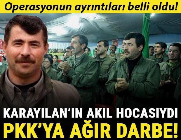 Son dakika haberi: Sıcak haberi Cumhurbaşkanı Erdoğan verdi: PKKnın Suriye sorumlusu etkisiz hale getirildi