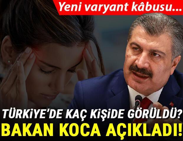 Son dakika: Sağlık Bakanı Fahrettin Koca açıkladı Delta varyantı Türkiyede görüldü mü