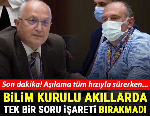 Prof. Dr. Karadan aşı tedirginliğine son verecek açıklama