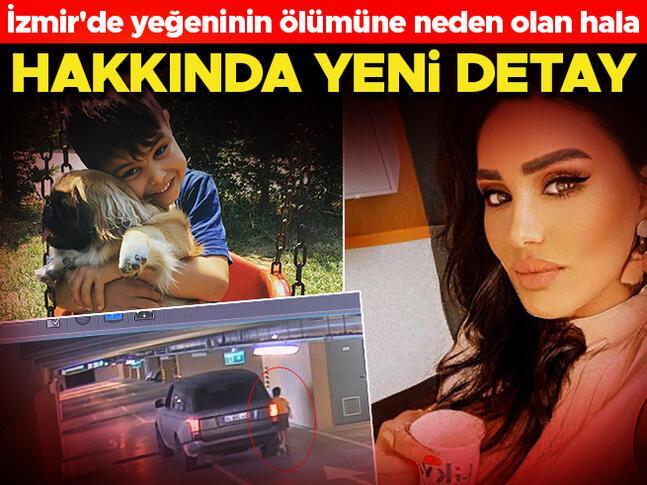 İzmirde yeğeninin ölümüne neden olan hala hakkında yeni detay