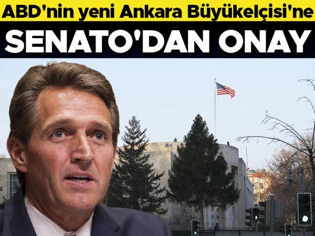 Biden aday göstermişti ABDnin yeni Ankara Büyükelçisine Senatodan onay
