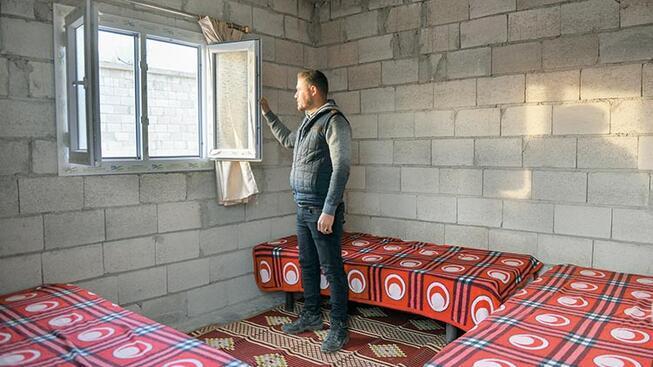 Türkiye sıfırdan yepyeni bir şehir kurdu... İdlib'de 50 bin konutluk yeni kent
