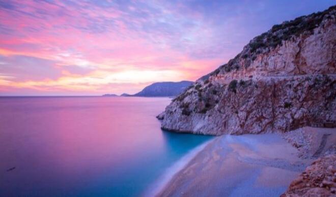 Türkiye'de Araç Kullanırken  Manzarasına Aşık Olacağınız 8 Yol!