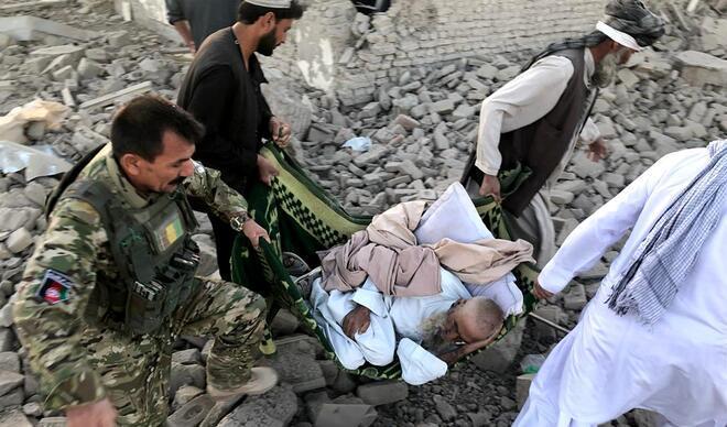 Afganistan'da bombalı saldırı: En az 20 ölü