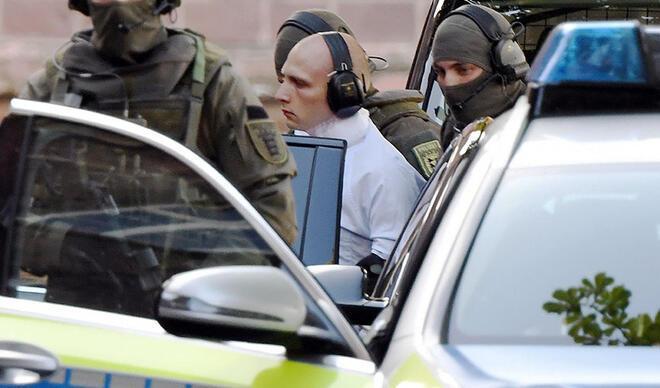 Eyalet Meclisi'nde neonazi terörist için özel oturum