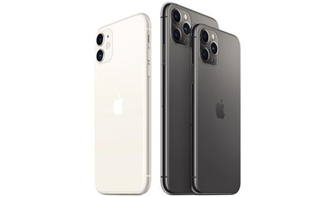 Amazon, iPhone 11'i ön siparişle satışa sundu