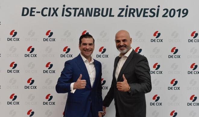 Bağlantı dünyasının liderleri DE-CIX İstanbul Zirvesi 2019'da buluştu