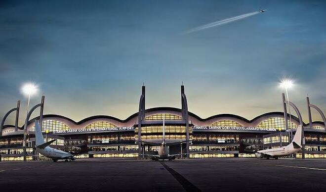 Sıfır Atık Mavi Projesine Sabiha Gökçen Havalimanı da katıldı