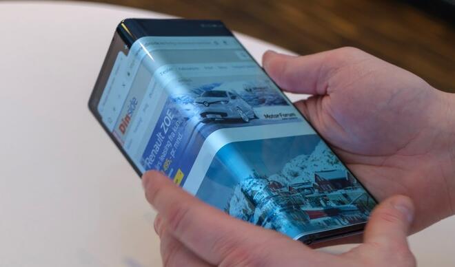 Ekranı katlanabilen Huawei Mate X'in fiyatı ne olacak?