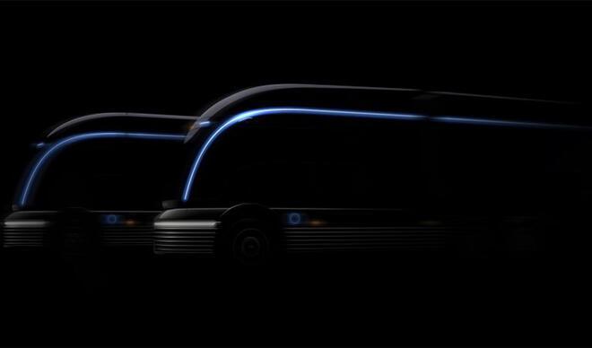Hyundai'den hidrojenle çalışan kamyon
