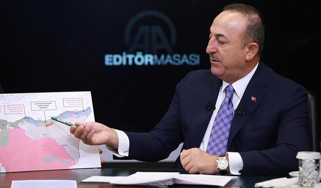 Bakan Çavuşoğlu: 150 saat sonra Rusya ile başlayacak