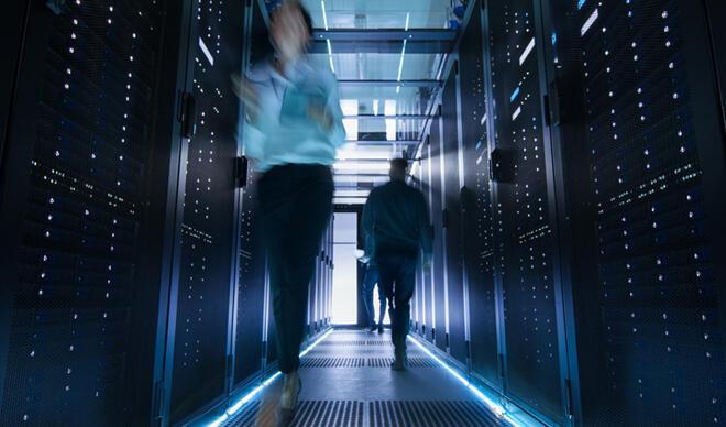 Vodafone Veri Merkezi, şirketlere kesintisiz veri güvenliği sağlıyor