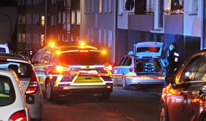 Baltalı saldırgana polis kurşunu