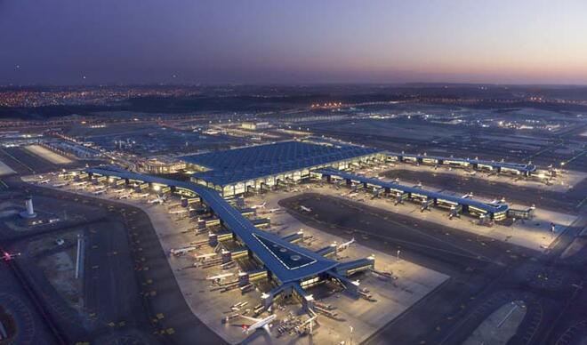 İstanbul Havalimanı'ndan DHMİ'ye ek ödeme