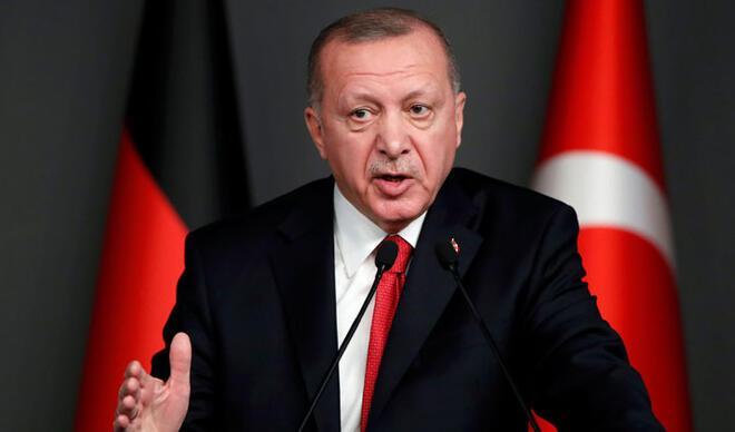 Cumhurbaşkanı Erdoğan'dan 'Hafter' değerlendirmesi: İnanmadım, inanmıyorum