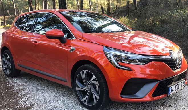 25 yıldır Türkiye'de satışta! Clio'nun 5'inci nesli tanıtıldı