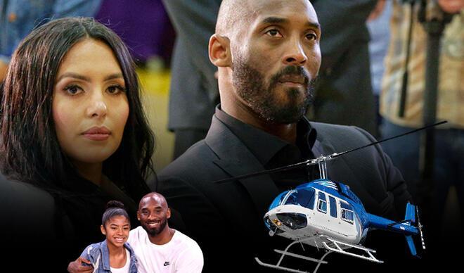 Son Dakika | ABD basını duyurdu! Kobe Bryant ve eşi Vanessa arasındaki helikopter anlaşması...