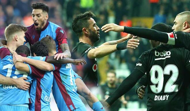 Canlı yayın bilgileri: Beşiktaş Trabzonspor derbi maçı bu akşam saat kaçta hangi kanaldan canlı olarak yayınlanacak?