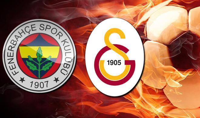 Fenerbahçe Galatasaray derbisi öncesinde tarihe damga vuran notlar.. Derbi saat kaçta? Fenerbahçe Galatasaray maçı ne zaman, hangi kanalda?