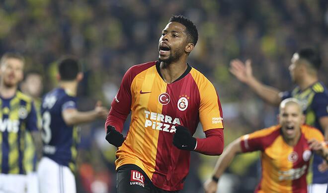Ryan Donk, Fenerbahçe-Galatasaray maçında rekor kırdı! Taraftar çıldırdı...