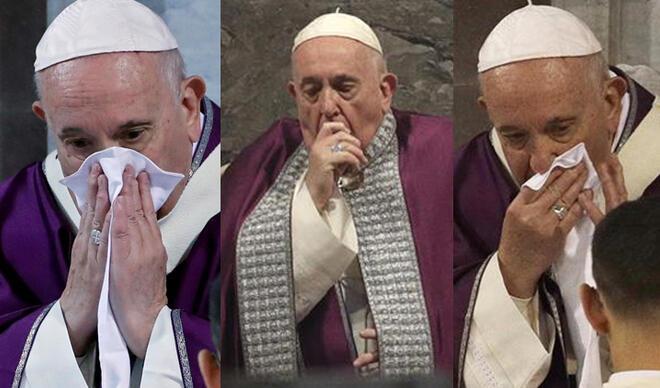 Vatikan duyurdu! Endişelendiren açıklama